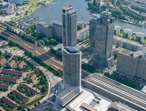 Amsteltower hotel en woningen