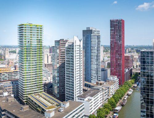 Up:town te Rotterdam