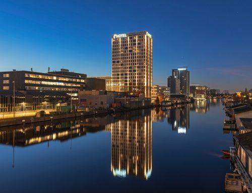 Van der Valk Hotel te Amsterdam