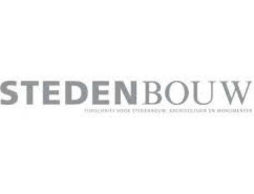 Artikel in Stedenbouw: Project Sluishuis Amsterdam