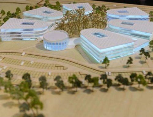 Nieuwbouw Campus Lelystad