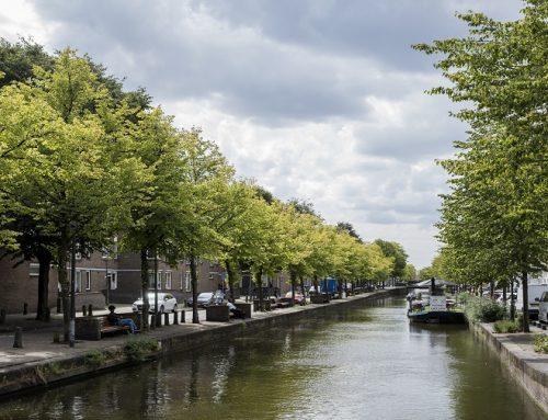 Den Haag Groenewegje – werkzaamheden aan de Kademuur