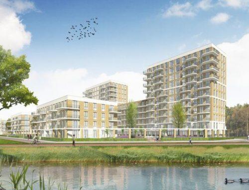Nieuw Project! 262 appartementen en verdiepte parkeergarage in Amsterdam